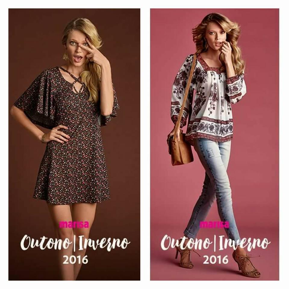 58410ce4c7 Moda econômica  coleção outono inverno Marisa - Espelho Rosa